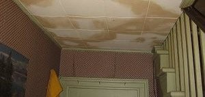 Water Damage Alief Ceiling Restoration
